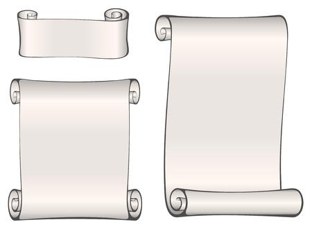 vellum: vecchio stile manoscritti