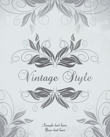 vintage background   Stock Vector - 7879626