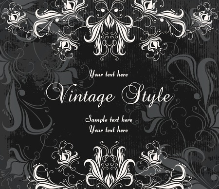 vintage background Stock Vector - 7879671