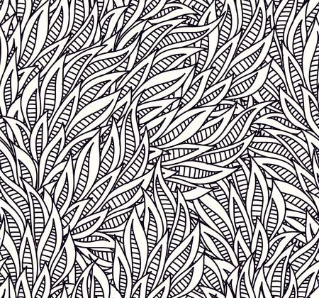 art seamless pattern   Çizim