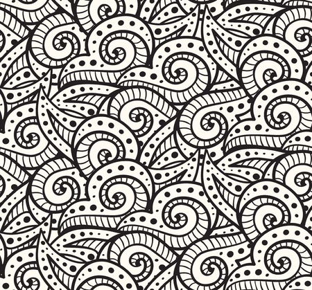 seamless art pattern