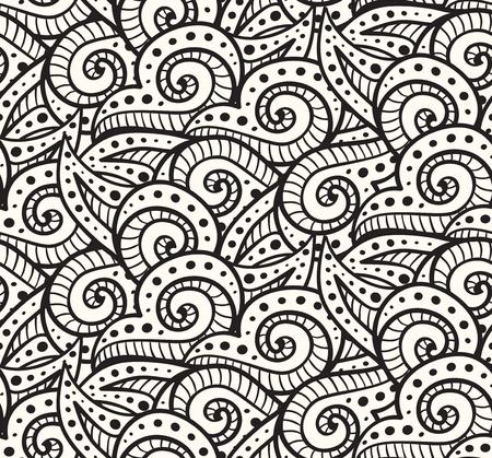 seamless art pattern Stock Vector - 12889077