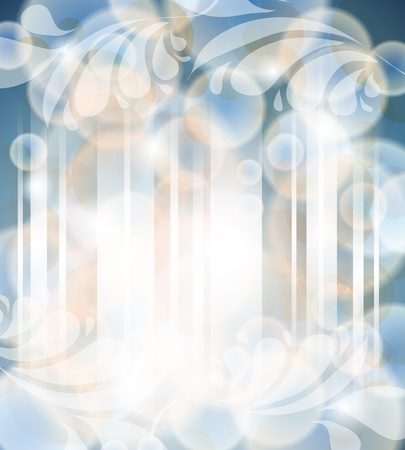 transpiration: abstract background