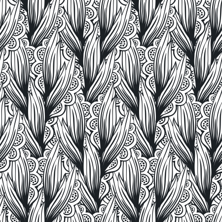 art deco background: seamless pattern