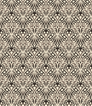 antique art: seamless pattern