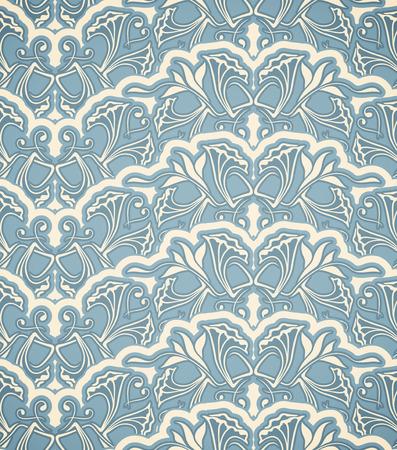 art deco background: seamless pattern