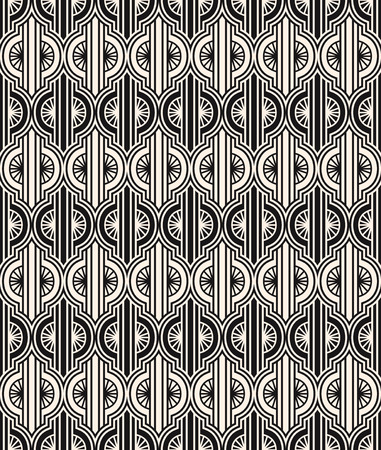 variegated: seamless checkered pattern (series) Illustration