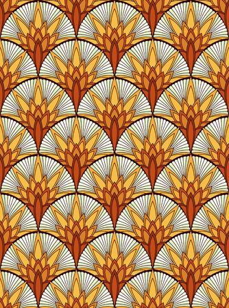 composition art: modern seamless pattern