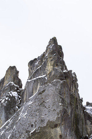 Carpathian Rock Reklamní fotografie