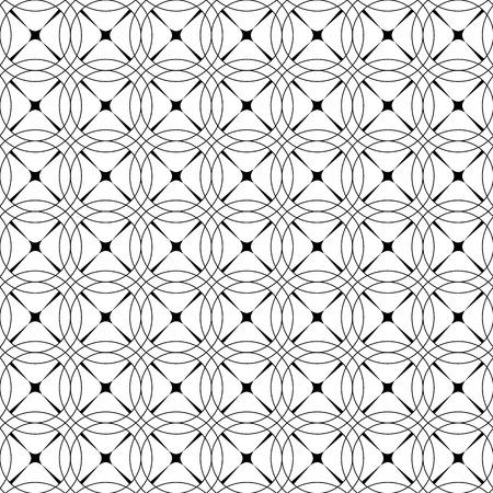 naadloos patroon. Moderne stijlvolle textuur. Herhaalde lijnen geometrische achtergrond Stock Illustratie