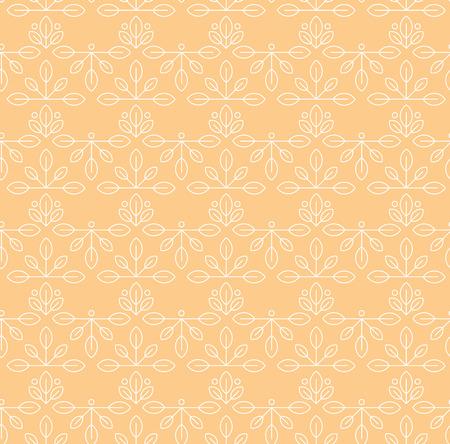 Uitstekend naadloos bloemenpatroon. Wit op kleurrijke achtergrond