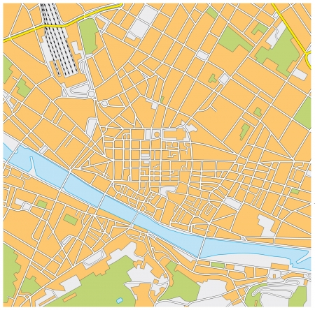 florence: florence city map