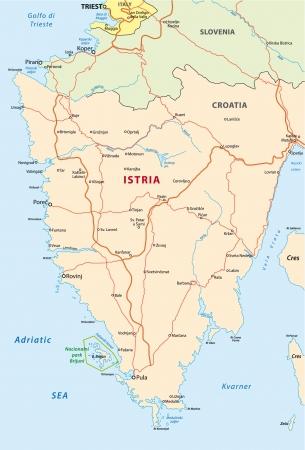 Istria 로드맵