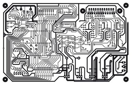 technological: Circuit board
