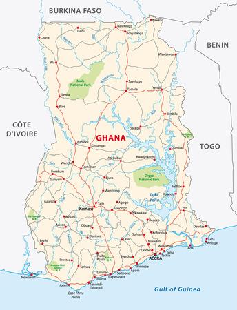 ghana: ghana feuille de route