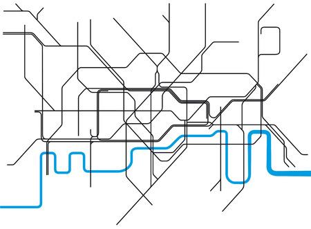 underground: London Underground map