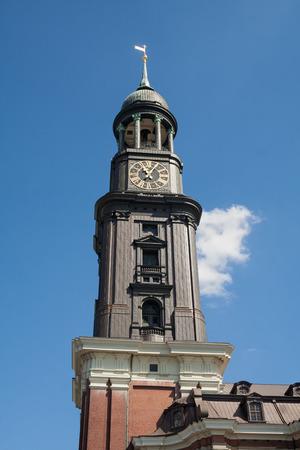 michael: St. Michael Church Hamburg Germany