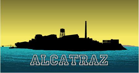 Alcatraz Prison Iceland