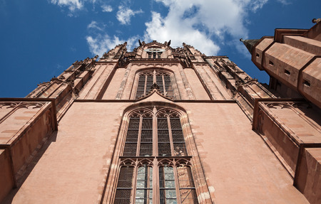 architectural tradition: Dom in Frankfurt am Main, Germany