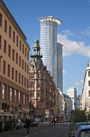 westend: Westend Tower Frankfurt, Germany