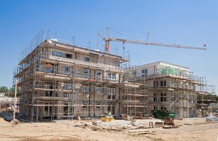 Construcci?n de obra Foto de archivo - 46033313