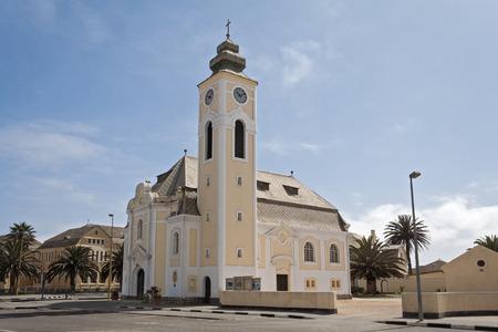 lutheran: Evangelical Lutheran Church Swakopmund