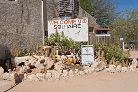 solitaire: Welcome to Solitaire, Namibia Editorial