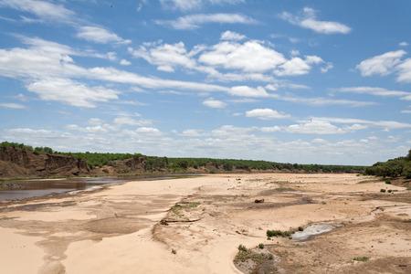 floodplain: The Letaba River in the Kruger National Park, South Africa