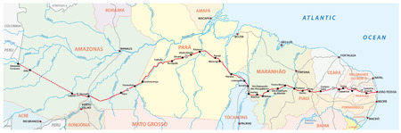 Map Pantanal The Largest Tropical Wetland In The World Brazil