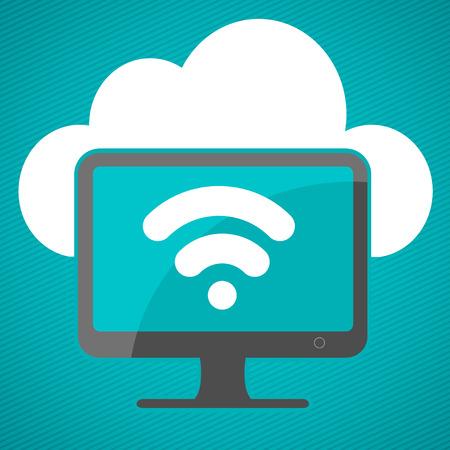 conection: cloud computing