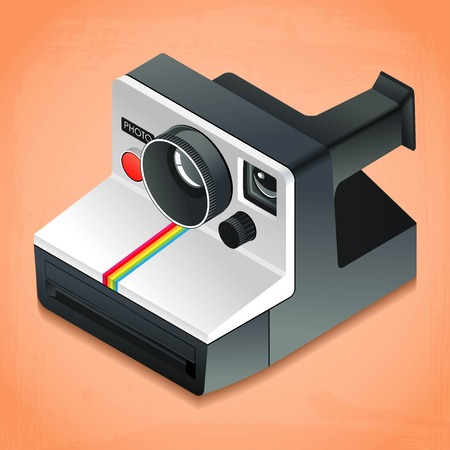 instant message: instant camera