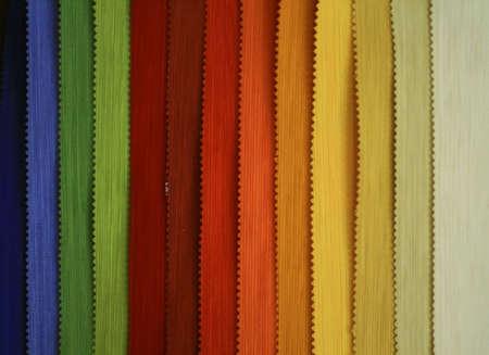 Colored textile texture