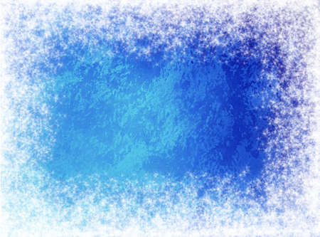 Snow canvas Cristmas background Stock Photo