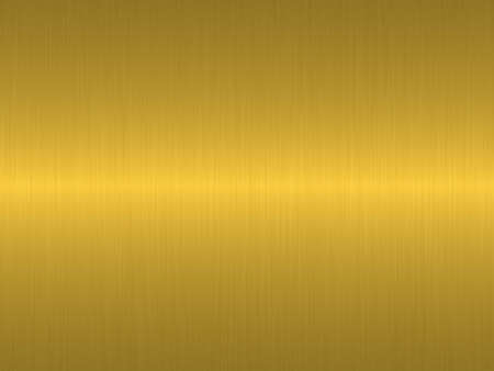 Gold metal background Stock Photo - 4018899