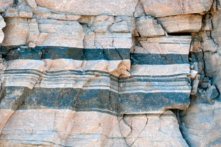 Gneiss rock pattern   background
