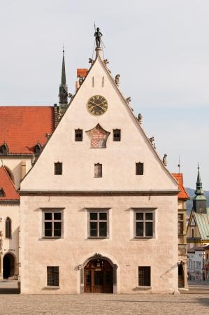 Ancien h�tel de ville de Bardejov, Slovaquie