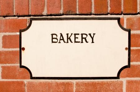 Bakery Sign Imagens - 15622973