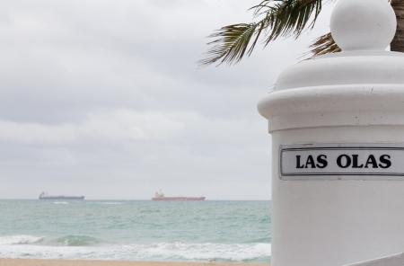 Plage de Las Olas � Fort Lauderdale