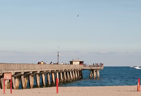 Pompano Fishing Pier