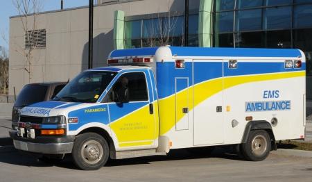 Ambulance - Emergency