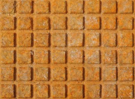 Rusty Manhole Pattern