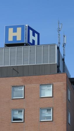 Hospital Enregistrez-vous Editeur