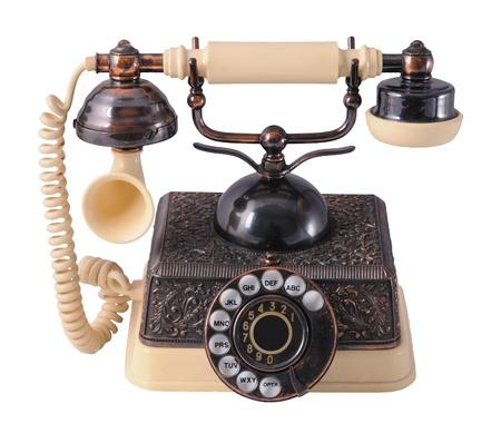earpiece: Vintage   Replica Telephone