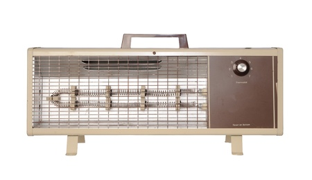 Electric Heater Zdjęcie Seryjne