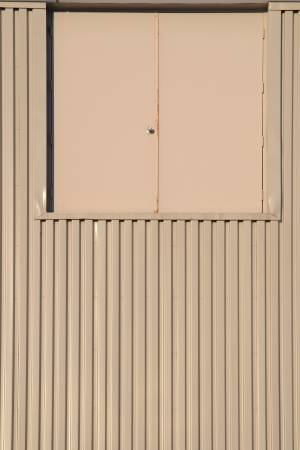 Door without stairs