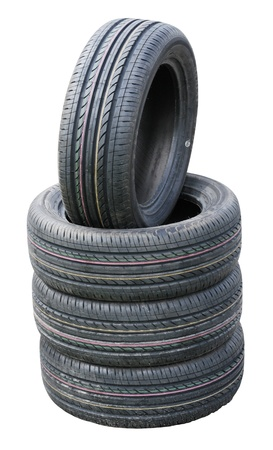 pneu: Stack Of Car Tires