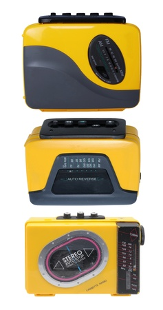 sony: Cassette Player