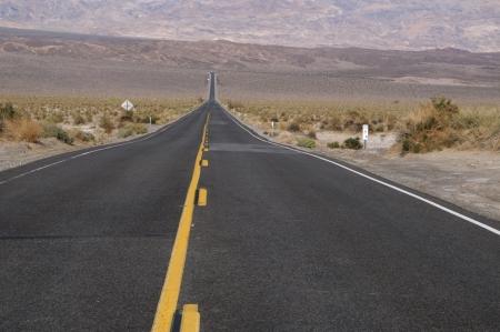 Long Open Road photo