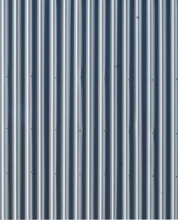 Corrugated metal - pattern   background