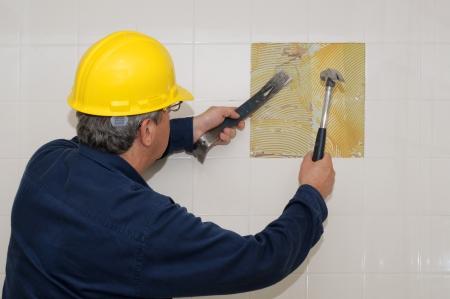 Bathrom renovation